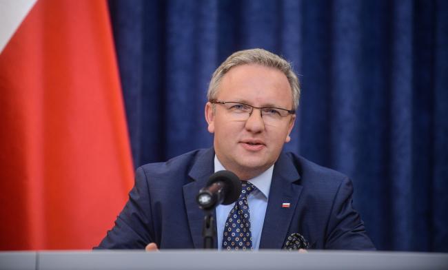 Krzysztof Szczerski, minister w Kancelarii Prezydenta RP