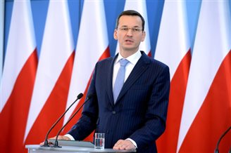 Моравецкий: Дефицит бюджета будет одним из самых низких в ЕС