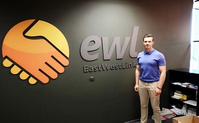 Координатор відділу маркетингу групи EWL Владислав Куліков