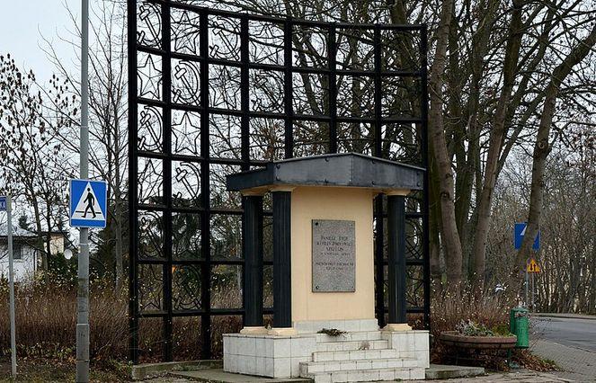 Монумент «Пам'яті тих, хто завоював Щецин»