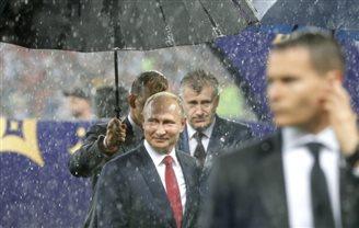 Росія повертається до гри?