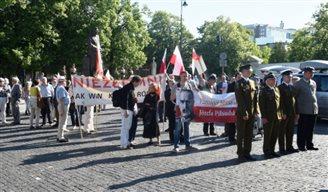У Варшаві пройшов марш Пілсудського