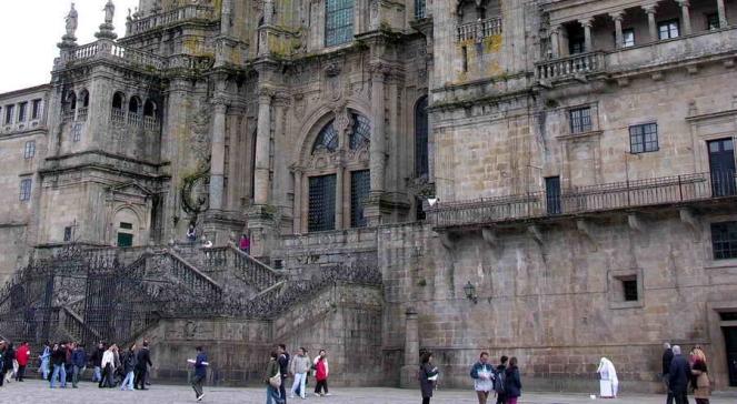 Катедра у Сантьяго-де-Компостела