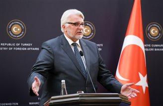 Polska opowiada się za dialogiem UE z Turcją