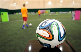 Official World Cup 2014 match ball unveiled