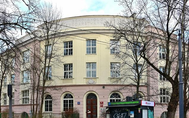 Штаб-квартира Национального совета судебной системы Польши