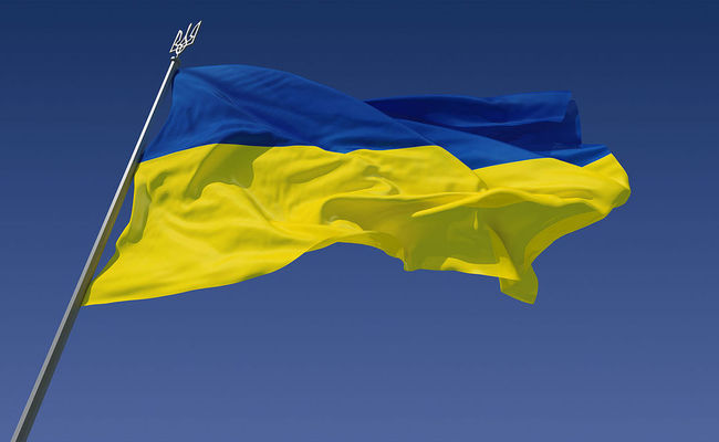 Ukrainian flag. Photo: wikimedia commons/UP9
