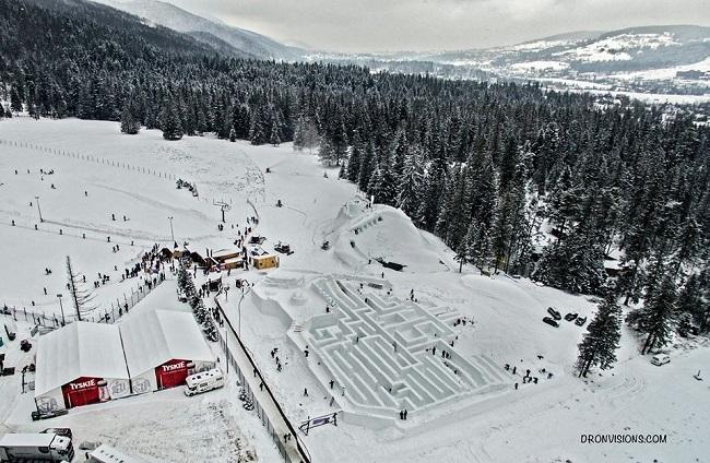 Photo: Facebook.com/Labirynt Śnieżny