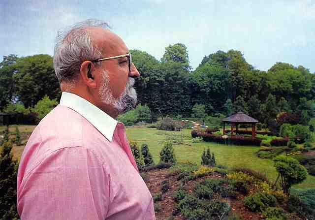 Krzysztof Penderecki: photo - wikipedia