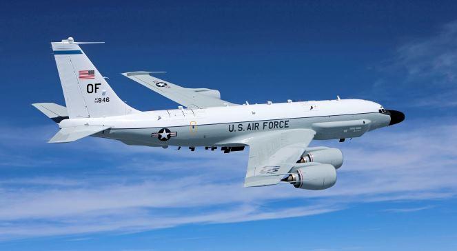 Літак-розвідник ВПС США RC-135