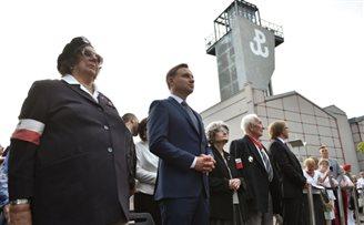 President-elect marks Warsaw Rising anniversary
