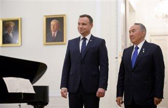Польша стремится к заметному экономическому присутствию в Казахстане, а Казахстан - в Польше
