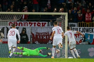Football: Poland draw 1-1 with Portugal in Nations League