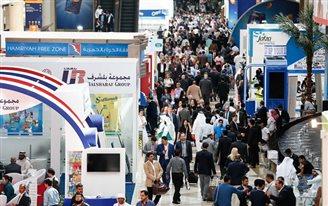 Более 40 польских фирм представляют свои продукты на ярмарке в Дубае