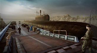 """""""Kursk"""" - wirtualna wizyta na okręcie podwodnym"""