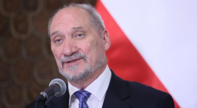 Міністр національної безпеки Польщі Антоні Мацєревич
