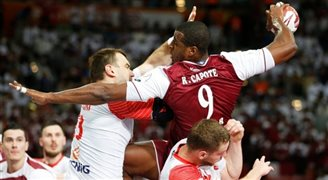 Handball: Poland loses to Qatar in semi-finals