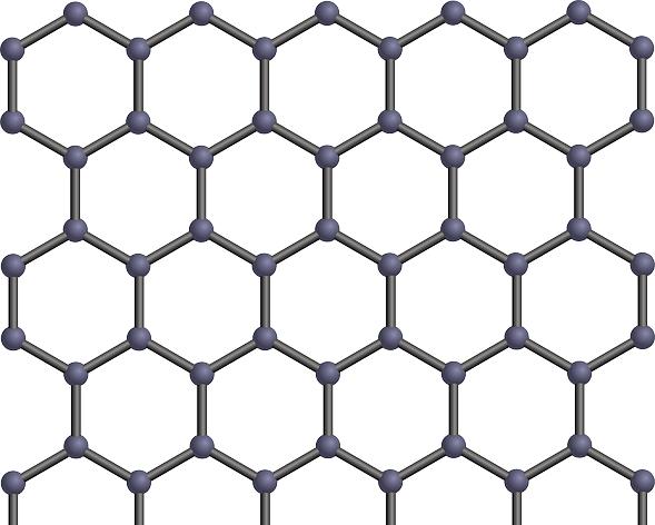 Структура графэну.