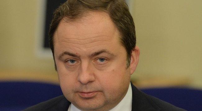 Министр Конрад Шиманский
