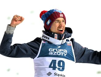 Ski jumping: Poland's Kamil Stoch second in World Cup opener