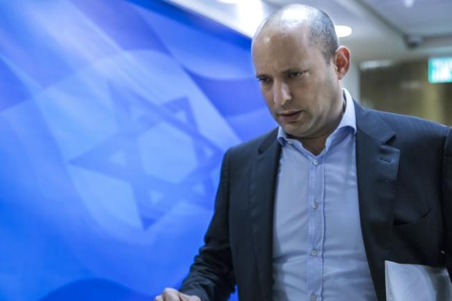Министр образования Израиля Нафтали Беннет.