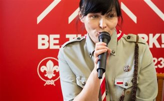 Gdańsk gunning to host World Scout Jamboree