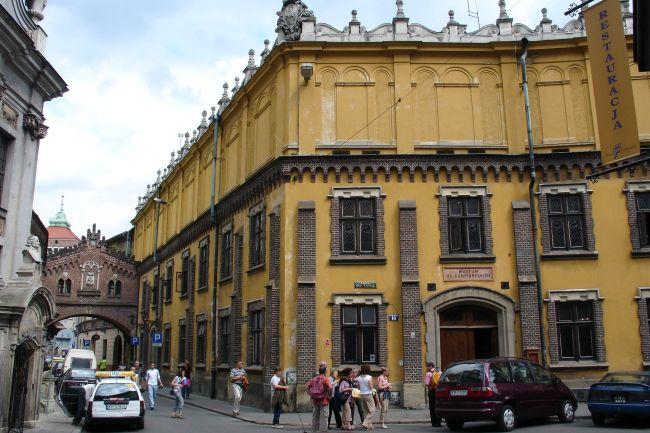 Музей Чарторыйских в Кракове (в настоящее время там идет капитальный ремонт).