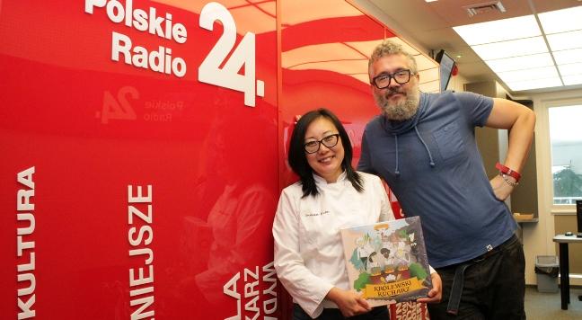 Inessa Kim i Alfredo Boscolo Foto: PR24