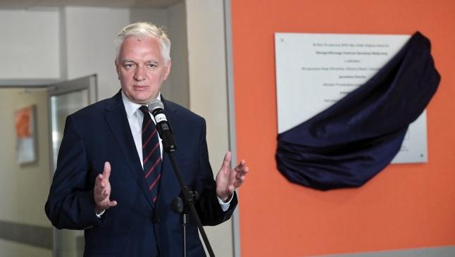 Вице-премьер, министр науки и высшего образования Польши Ярослав Говин