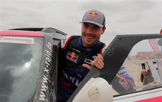 Poland's Przygoński 3rd in 8th stage of Dakar Rally