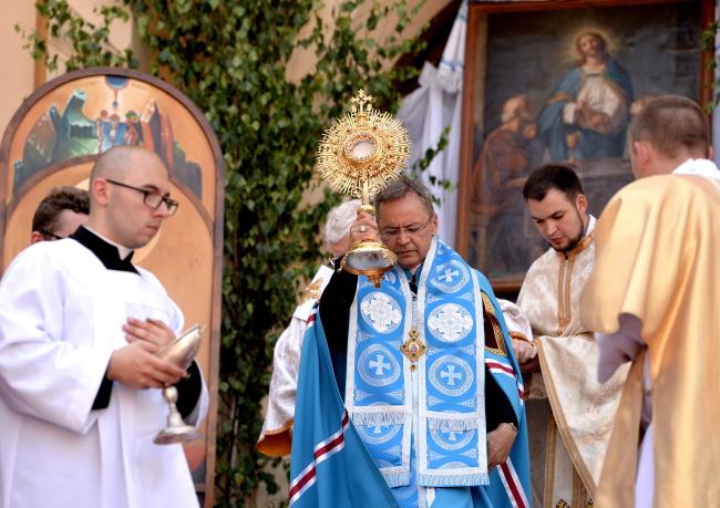 У Польщі відзначають свято Божого Тіла