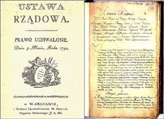 Europas erste Verfassung stammt aus Polen