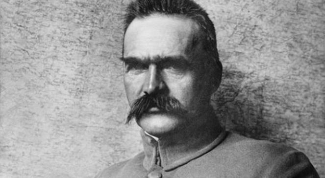 Józef Piłsudski fot. Wikimedia Commons.Foto: Wikipedia/K. Pęcherski, domena publiczna