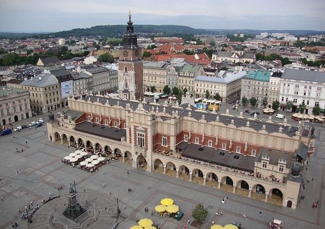 Kraków. Photo: pixabay.com