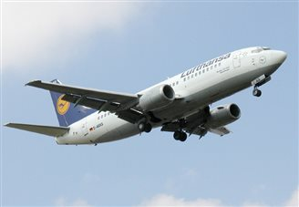 Lufthansa plane forced to emergency land after engine trouble