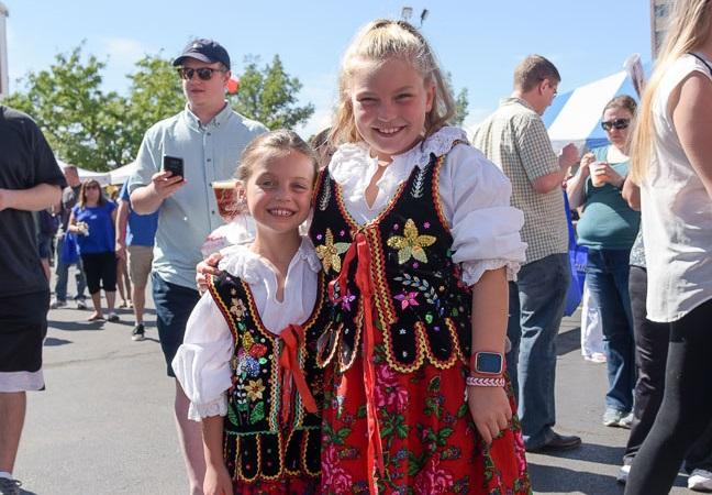 2016 Taste of Polonia-goers. Photo: DARKROOMJOESPHOTOGRAPHY.COM/copernicuscenter.smugmug.com