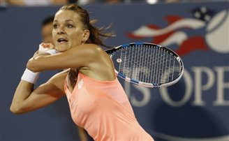 Radwańska powers through into second round of US Open