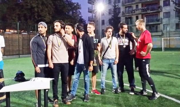 Футбольний турнір завершився пізно увечорі - переможці чекають на медалі і Кубок Незалежності