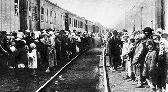 Gedenken an ermordete österreichische Roma in Polen
