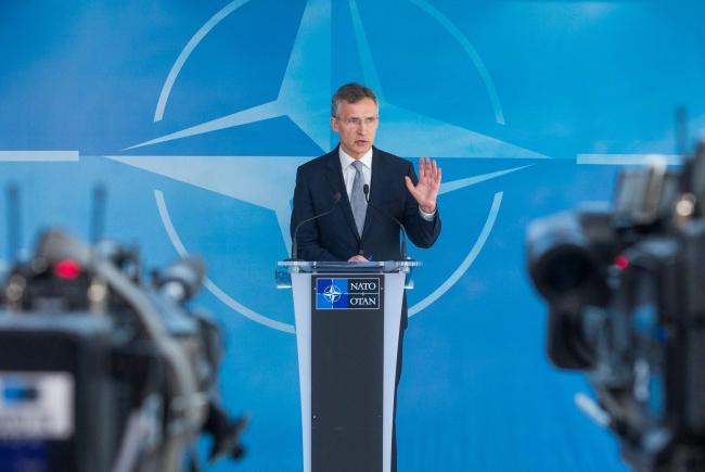 Єнс Столтенберґ на Раді НАТО-Росія