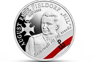 Special coin commemorates Polish general