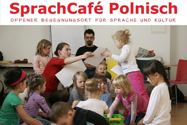 Kinder SprachCafé – eine der Aktivitäten des SprachCafé Polnisch e.V., fot. (c) Archiv