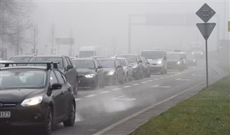 Air in Poland today most polluted in Europe: environment agency