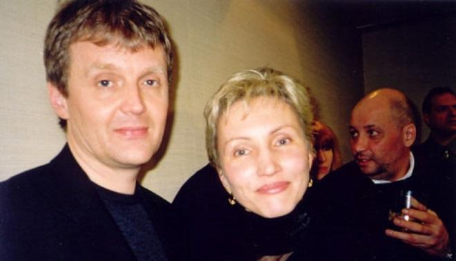 Алєксандр і Маріна Литвиненки
