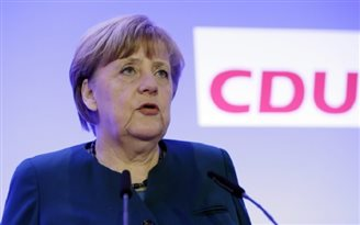 German Chancellor Merkel to visit Poland: Polish ruling party