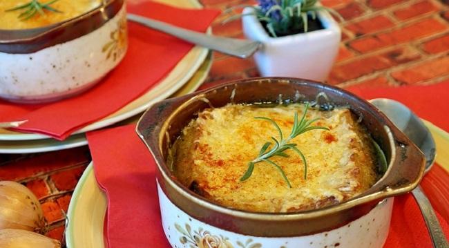 Цыбульны суп