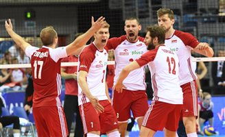Clean sweep for Poland in new Volleyball Nations League