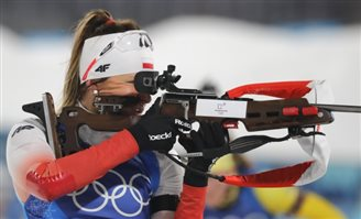 Winter Olympics: Polish women seventh in biathlon relay
