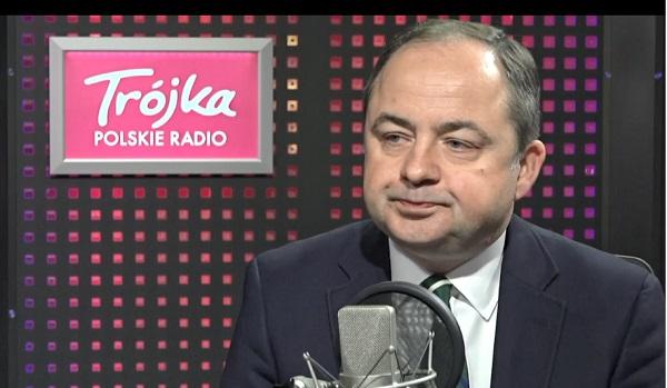 Вице-министр иностранных дел Конрад Шиманьский