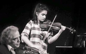 Teenage Polish violinist wins international accolade